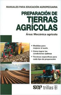 PREPARACION DE TIERRAS AGRICOLAS
