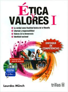 ETICA Y VALORES 1 (INCLUYE CD)