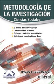 METODOLOGIA DE LA INVESTIGACIÓN: CIENCIAS SOCIALES