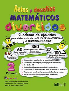 RETOS Y DESAFIOS MATEMATICOS DIVERTIDOS 2 PRIMARIA
