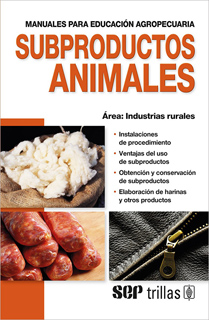SUBPRODUCTOS ANIMALES