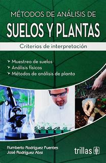 METODOS DE ANALISIS DE SUELOS Y PLANTAS