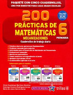 200 PRACTICAS DE MATEMATICAS 3 PRIMARIA