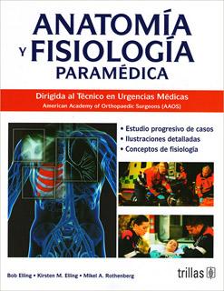 ANATOMIA Y FISIOLOGIA PARAMEDICA