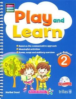PLAY AND LEARN 2 PRESCHOOL