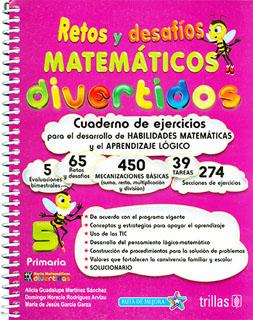 RETOS Y DESAFIOS MATEMATICOS DIVERTIDOS 5 PRIMARIA