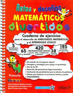 RETOS Y DESAFIOS MATEMATICOS DIVERTIDOS 4 PRIMARIA