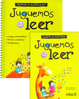 JUGUEMOS A LEER (LIBRO Y CUADERNO)