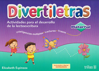 DIVERTILETRAS MATERNAL: ACTIVIDADES PARA EL...