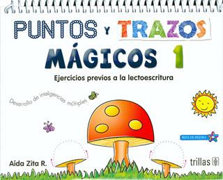 PUNTOS Y TRAZOS MAGICOS 1