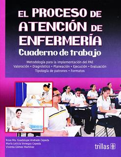 EL PROCESO DE ATENCION DE ENFERMERIA: CUADERNO DE TRABAJO