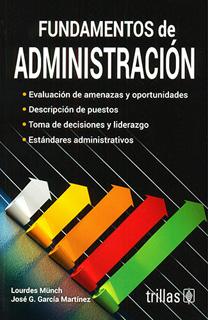FUNDAMENTOS DE ADMINISTRACION