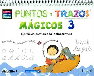 PUNTOS Y TRAZOS MAGICOS 3