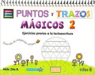 PUNTOS Y TRAZOS MAGICOS 2