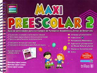 MAXI PREESCOLAR 2