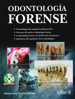 ODONTOLOGIA FORENSE (INCLUYE DVD)