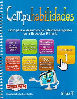 COMPUHABILIDADES 1 PRIMARIA (INCLUYE CD)