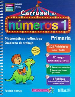 CARRUSEL DE NUMEROS 1 PRIMARIA