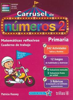 CARRUSEL DE NUMEROS 2 PRIMARIA