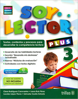 SOY LECTOR PLUS 3