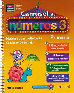 CARRUSEL DE NUMEROS 3 PRIMARIA