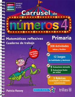 CARRUSEL DE NUMEROS 4 PRIMARIA