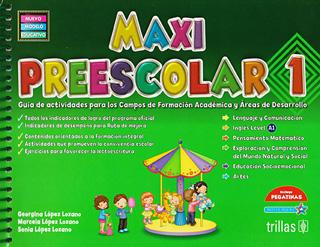 MAXI PREESCOLAR 1