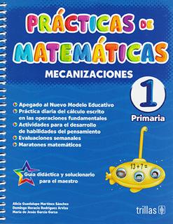 PRACTICAS DE MATEMATICAS 1: MECANIZACIONES