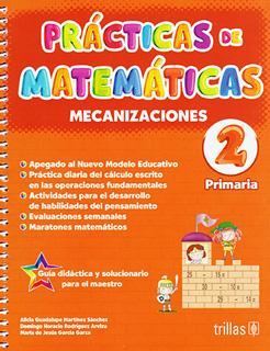 PRACTICAS DE MATEMATICAS 2: MECANIZACIONES