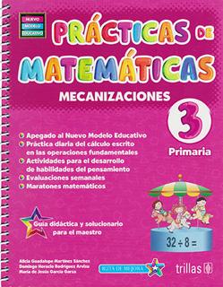 PRACTICAS DE MATEMATICAS 3: MECANIZACIONES