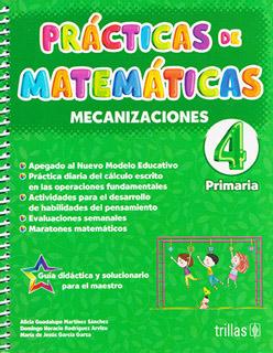 PRACTICAS DE MATEMATICAS 4: MECANIZACIONES