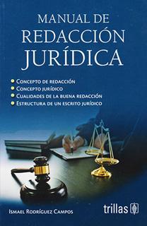MANUAL DE REDACCION JURIDICA