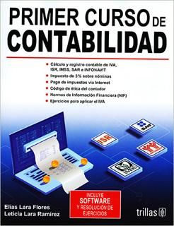 PRIMER CURSO DE CONTABILIDAD (1) (INCLUYE CD)