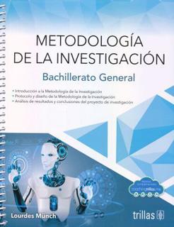 METODOLOGIA DE LA INVESTIGACION: BACHILLERATO...