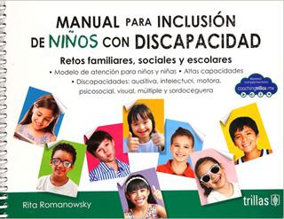 MANUAL PARA INCLUSION DE NIÑOS CON DISCAPACIDAD:...