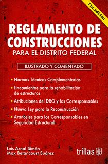 REGLAMENTO DE CONSTRUCCIONES PARA EL DISTRITO...