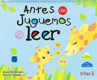 ANTES DE JUGUEMOS A LEER (INCLUYE CD)