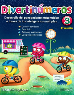 DIVERTINUMEROS 3 PREESCOLAR
