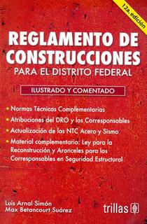 REGLAMENTO DE CONSTRUCCIONES Y LEY PARA LA...