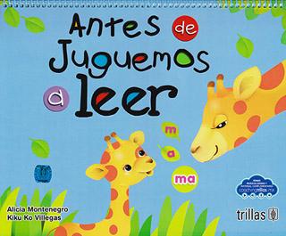 ANTES DE JUGUEMOS A LEER