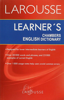 LEARNERS CHAMBERS ENGLISH DICTIONARY