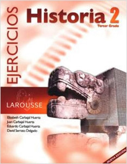 HISTORIA 2 PARA 3 CUADERNO DE EJERCICIOS SECUNDARIA