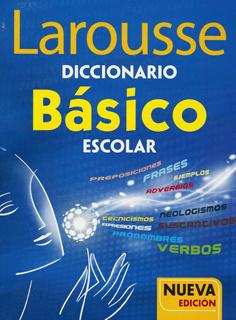 DICCIONARIO BASICO ESCOLAR (AZUL)