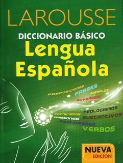 DICCIONARIO BASICO DE LA LENGUA ESPAÑOLA