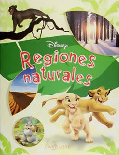 DISNEY REGIONES NATURALES
