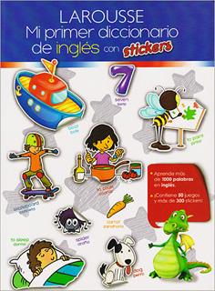 LAROUSSE MI PRIMER DICCIONARIO DE INGLES CON...
