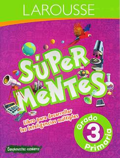 SUPER MENTES 3 PRIMARIA