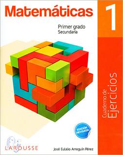 MATEMATICAS 1 CUADERNO DE EJERCICIOS SECUNDARIA