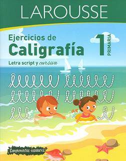 EJERCICIOS DE CALIGRAFIA 1 PRIMARIA