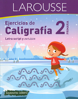 EJERCICIOS DE CALIGRAFIA 2 PRIMARIA